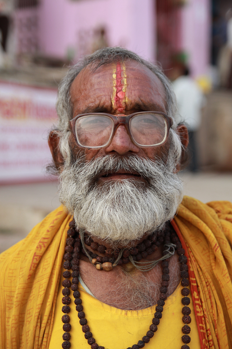 Baba z Varanasi