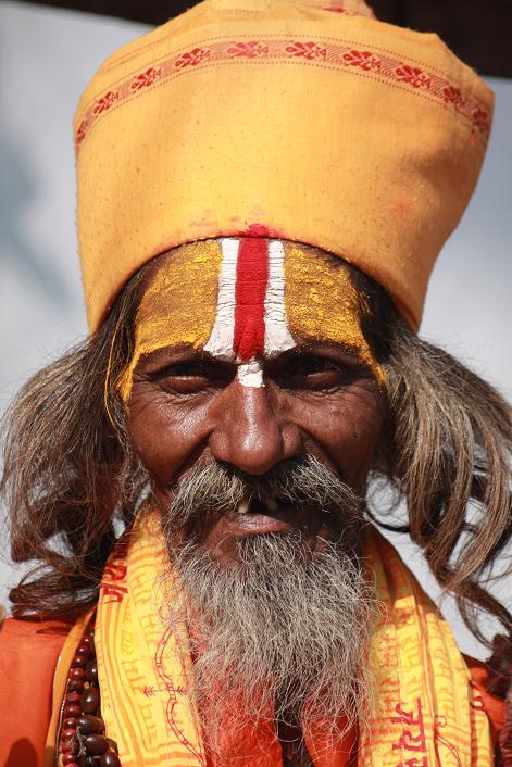 Baba z Udaipur