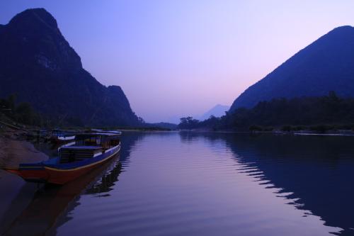 Wybrzeże Muang Ngoi