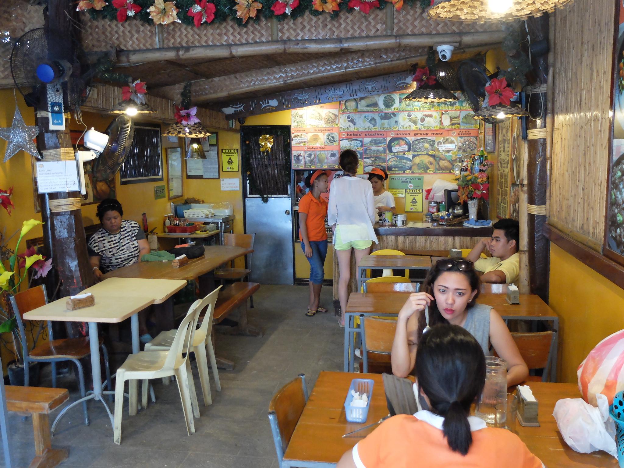 """""""Kolai Mangyan"""" - bar z pysznym i tanim jedzeniem dla filipińczyków"""
